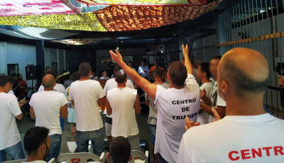 Um dos pilares da ressocialização, a religião promove ambiente de fé em presídios do MS