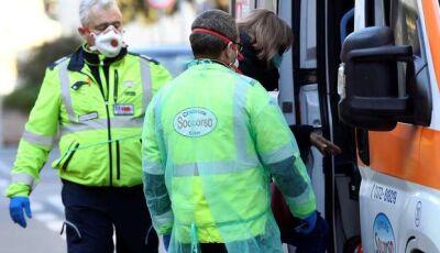 Itália confirma terceira morte causada por coronavírus