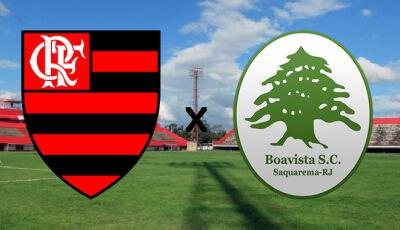 Flamengo decide Taça Guanabara com Boavista neste sábado no RJ