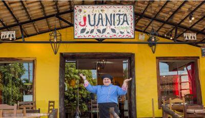 ESPECIAL IDB: aqui no Juanita o tempero mais usado é o amor