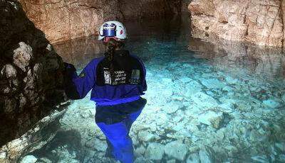 Reserva Biológica de Miranda tem a maior caverna vertical do MS