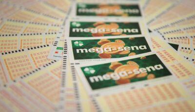 Mega-Sena: 2 apostas dividem prêmio histórico de R$ 211,6 mi; veja números