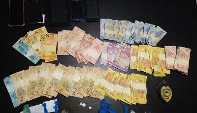 Traficantes de Maracaju são presos tentando vender drogas no Carnaval em Bonito (MS)