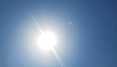 Previsão é de calor e sem chuva nesta sexta-feira, em Bonito