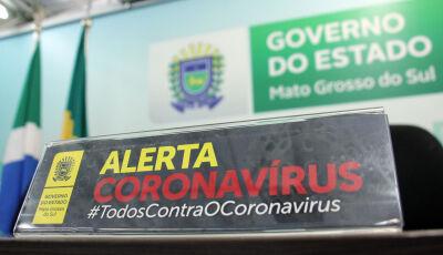 ATUALIZAÇÃO CORONAVÍRUS: Casos confirmados sobem para 28 e suspeitos caem de 53 para 51 em MS