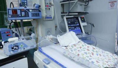 SÓ IDOSO PEGA? Bebê de 3 meses tem coronavírus confirmado; 25 casos em MS