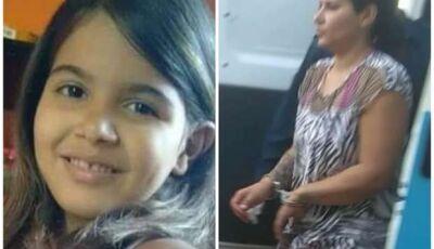 Mãe que matou filha estrangulada é transferida para Três Lagoas