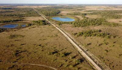 Com recursos do Fundersul, pacote de obras garantirá a integração definitiva do Pantanal