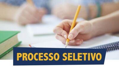 Prefeitura abre processo seletivo com 41 vagas com salários de até R$ 5,2 mil