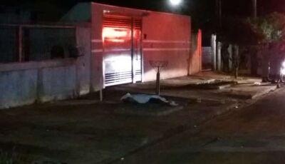 Jovem é assassinado com 8 tiros em bairro da Capital