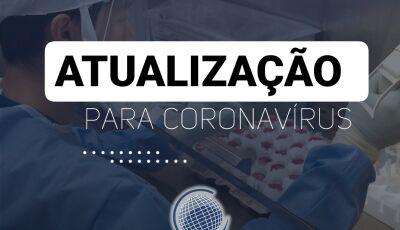 ATUALIZAÇÃO: MS tem mais 03 novos casos de coronavírus, confira as cidades