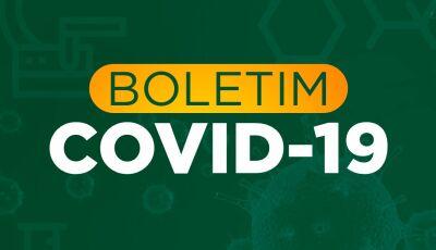 BOLETIM: MS registra 115 casos confirmados, em 24 horas 62 testes dão negativos