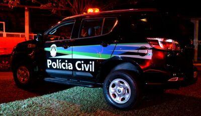 'Mulher também apanha': homem ameaça irmã e caso vai parar na delegacia, em Bonito