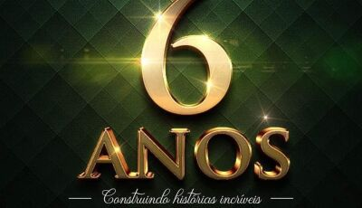 Oka Pisos e Acabamento comemora 06 anos e agradece a população pelo acolhimento em Bonito (MS)
