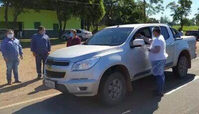 Guia Lopes já tem 280 pessoas sendo monitoradas, barreira sanitária inspeciona entradas e saídas