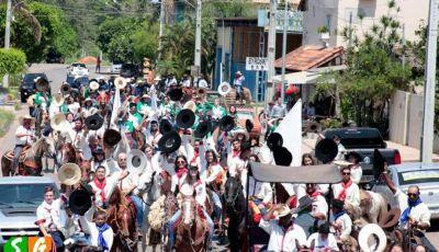 Por conta da pandemia, organização cancela edição da Cavalgada de Bonito (MS)