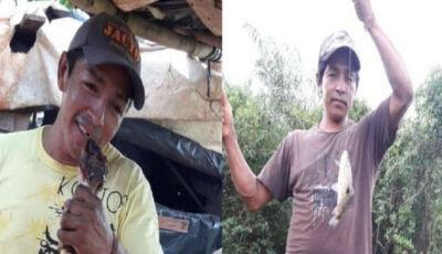 Corpo de homem desaparecido é encontrado por pescadores em Maracaju