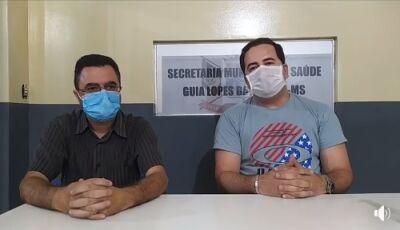 URGENTE: Guia Lopes registra 50 novos casos em 1 dia e atinge maior alta de covid-19 em MS