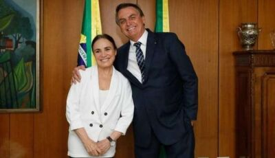 Regina Duarte deixa Secretaria de Cultura
