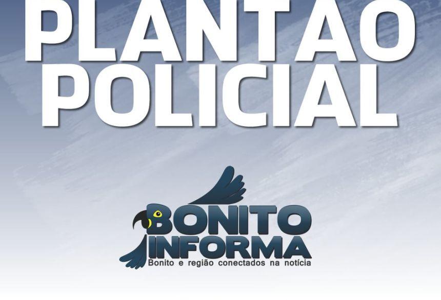 PLANTÃO POLICIAL