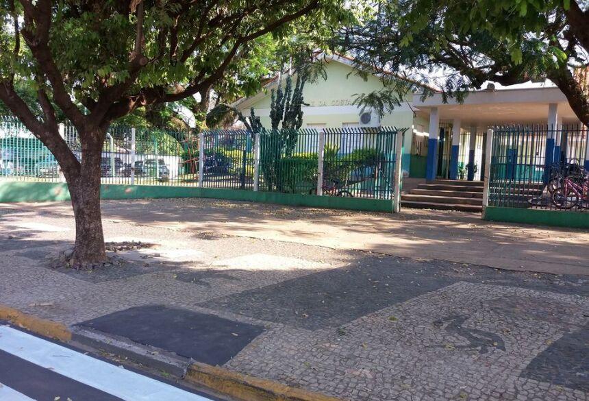 Escola Estadual Luiz da Costa Falcão em Bonito - MS - Imagem: Facebook