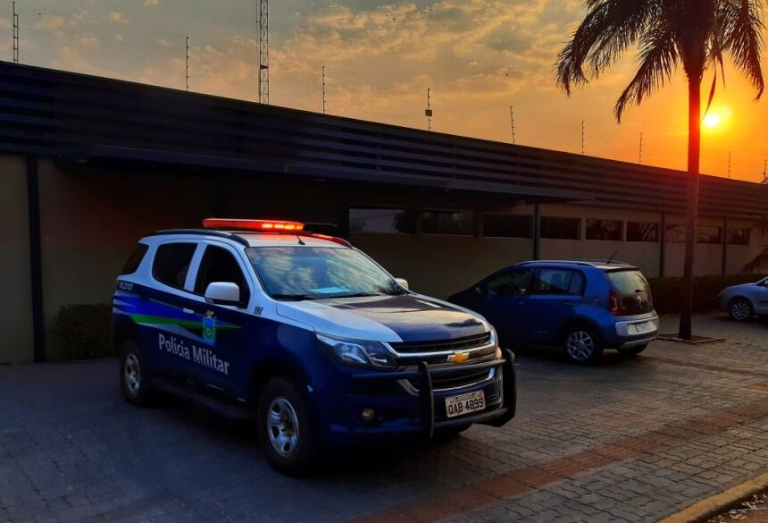 POLÍCIA MILITAR DE BONITO