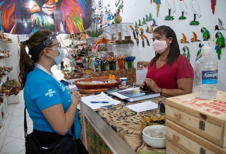 Bonito Seguro: Em maio, agentes do Sebrae voltam a visitar empresas do município