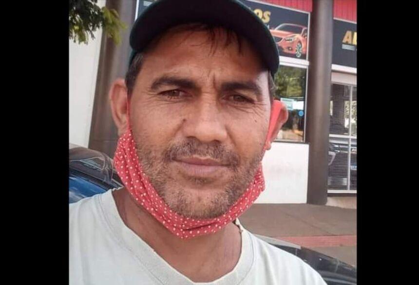 Suspeito continua foragido.  Foto: Polícia Militar/Divulgação