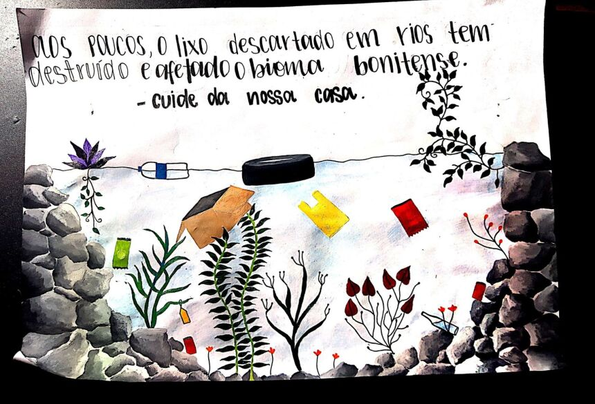 1º Lugar: Luisa Yuba Trujillo