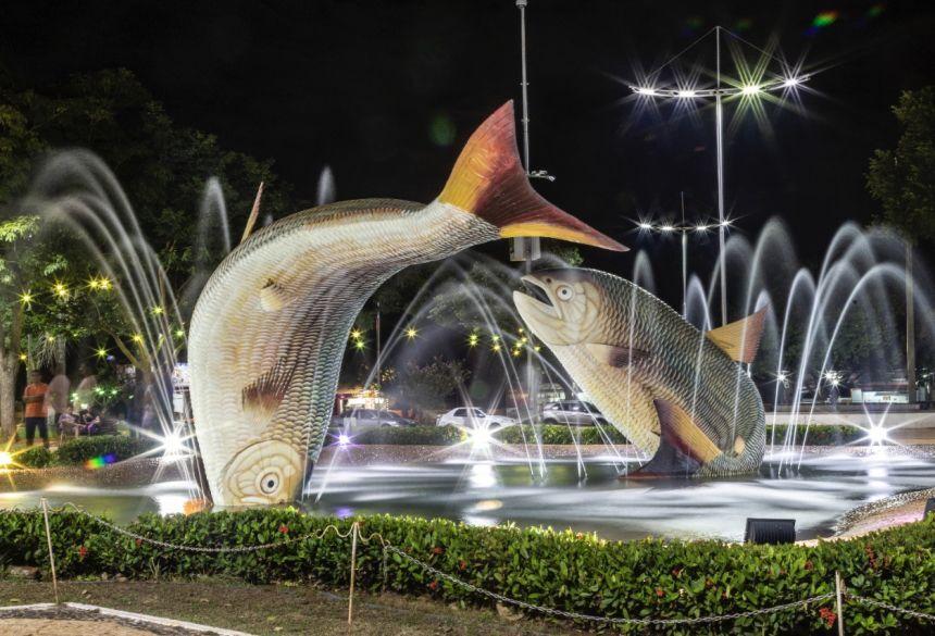 Praça de Bonito foto