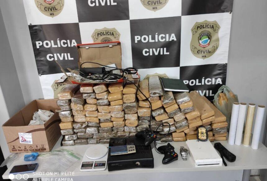 Foto: Polícia Civil de Bonito