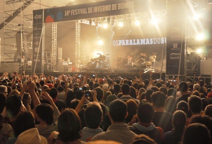 FESTIVAL DE INVERNO - FOTO: ROGÉRIO SANCHES / BONITO INFORMA / ARQUIVO