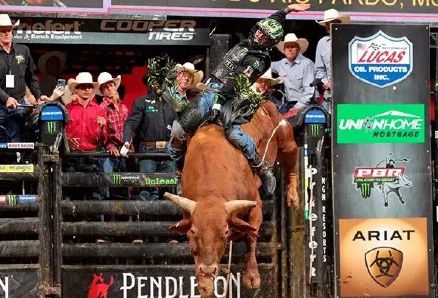 Etapa do campeonato foi realizada nos Estados Unidos. (Foto: Divulgação/PBR Bull -