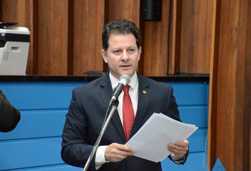 Deputado Renato Câmara