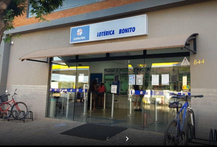 LOTÉRICA BONITO