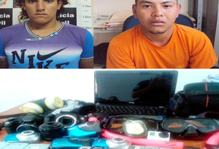 Polícia Civil elucida crime na Ilha do Padre (Foto: Polícia Civil)