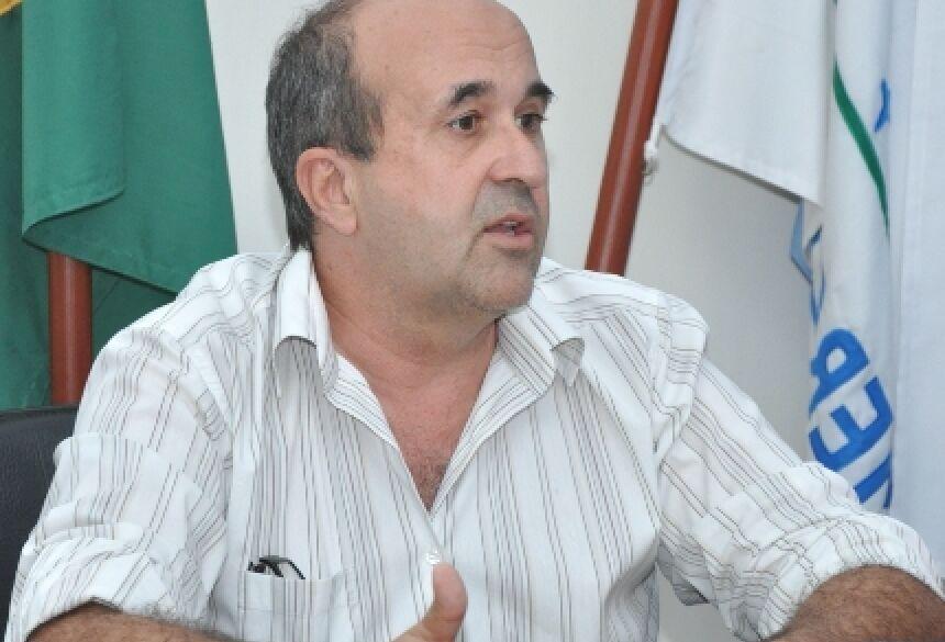 Prefeito de Bonito, Leonel Lemos - (Foto: Rogério Sanches / Bonito Informa)
