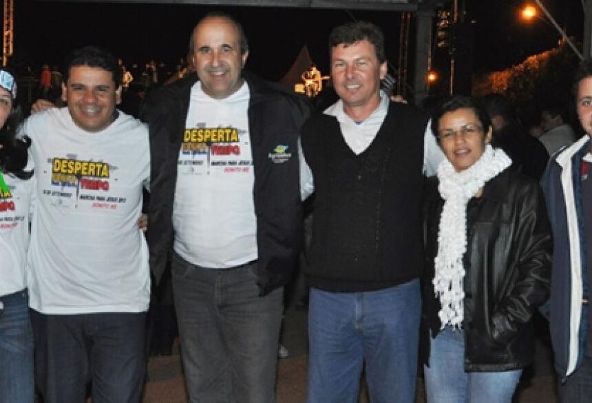 FOTOS: ROGÉRIO SANCHES - BONITO INFORMA