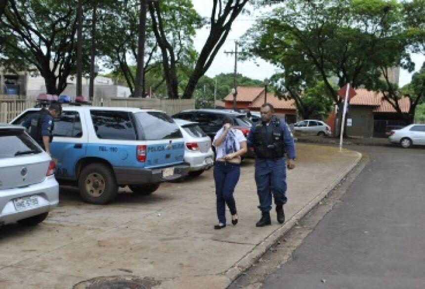 Foto: Divulgação Fernanda, filha da professora aposentada, foi preso no dia 16 de outubro