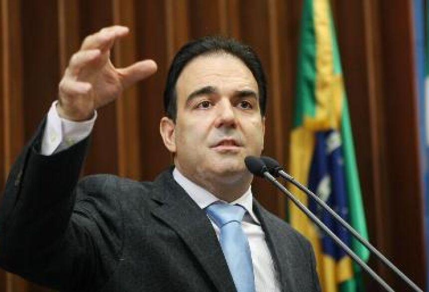 Deputado Estadual Felipe Orro - do MS (Foto: Divulgação)