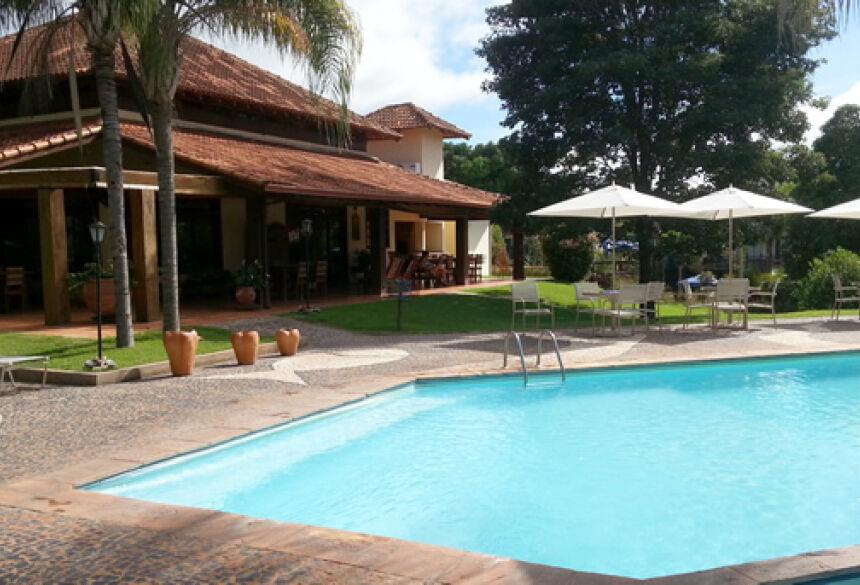 Charmoso e Aconchegante o Hotel Pousada Águas de Bonito - FOTO: ROGÉRIO SANCHES / BONITO INFORMA