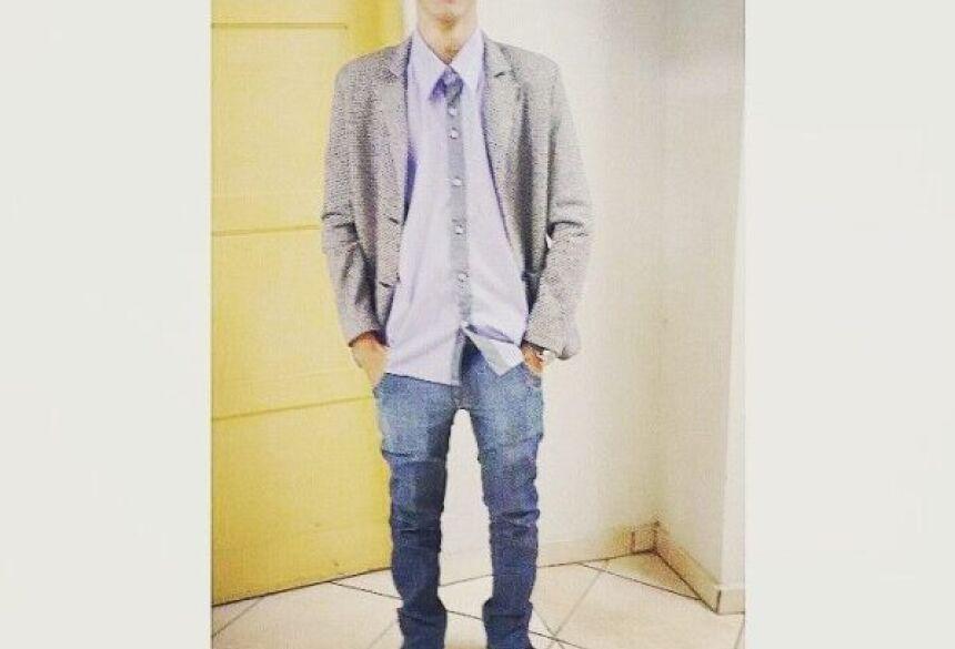 Wesley Ferraz, 16 anos, aluno da Escola Estadual Bonifácio Camargo Gomes