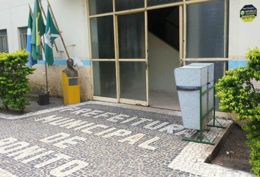 Prefeitura paga servidores que já estará disponíveis para saque nesta sexta-feira em BONITO