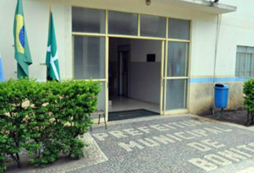 FOTO: ROGÉRIO SANCHES / BONITO INFORMA - Prefeitura antecipa pagamento de salários e servidores municipais já podem sacar