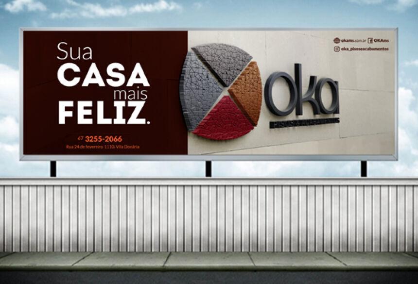 OKA Pisos e Acabamentos muda horário de atendimento e lança ofertas para o mês de dezembro em BONITO