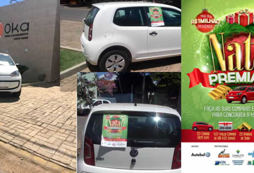 BONITO: Compre na Oka Pisos e Acabamentos de Bonito e concorra 20 carros, barras de ouro e viagens
