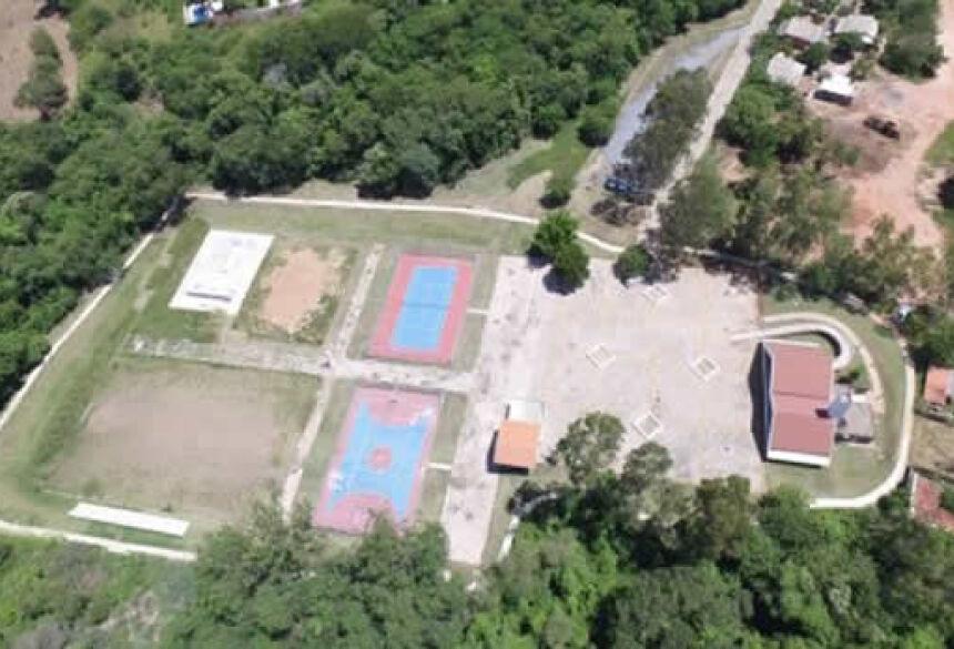 FOTOS: Foto:Glaucio Cezar Jabuty - Secretaria Municipal de Esportes já funciona nas dependências do Centro de Múltiplo Uso