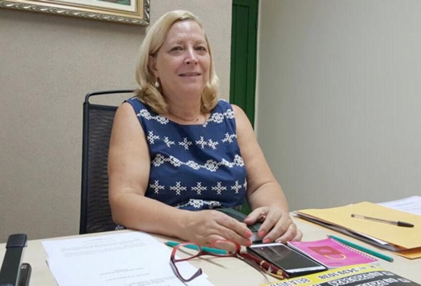 FOTO: ROGÉRIO SANCHES / BONITO INFORMA - Sessão Solene de abertura será dia 02 e presidenta quer o povo participando das sessões