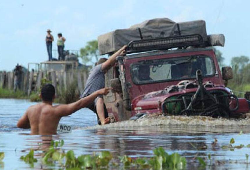 Para amantes do off-road não há limite; quanto mais difícil o percurso, mais divertido - Jornal Mais Off Road
