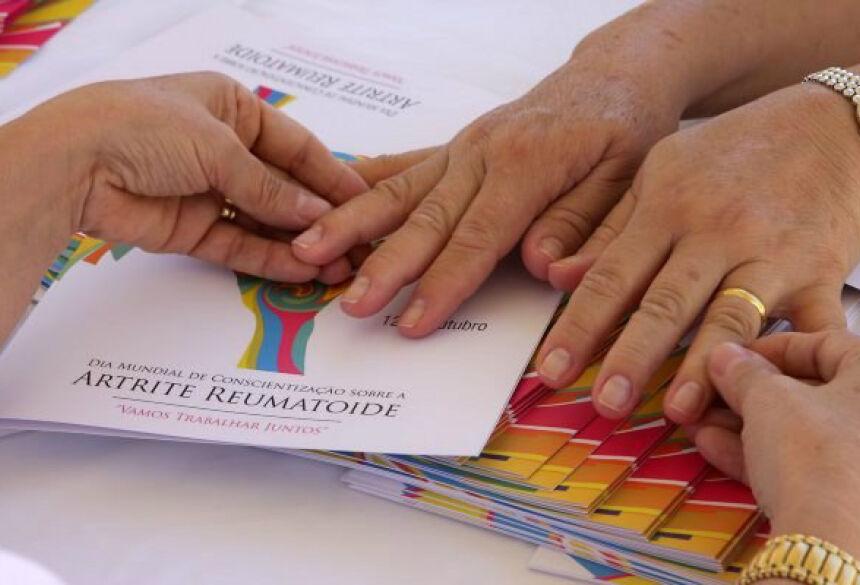 Incidência da doença artrite reumatoide aumenta com a idade e o maior pico é entre os 30 e 50 anos Arquivo/EBC